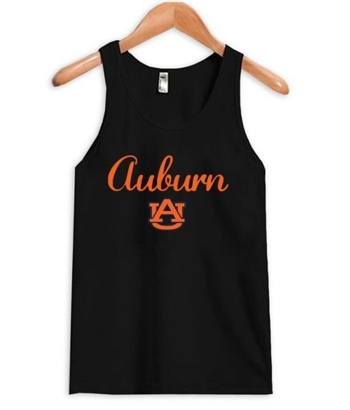 Auburn-Logo-Tanktop ZNF08