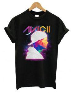 Avicii 3 DJ Music Festival T shirt ZNF08