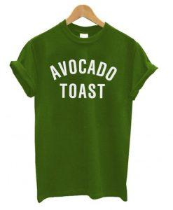 Avocado Toast T shirt ZNF08