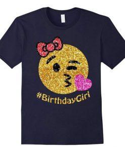 BIRTHDAY GIRL TSHIRT ZNF08