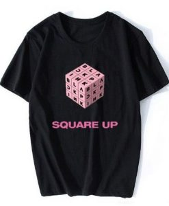 BLACKPINK 'Square Up' T-Shirt ZNF08
