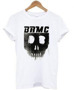 BRMC skull t-shirt ZNF08