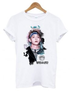 BTS Bias T shirt ZNF08