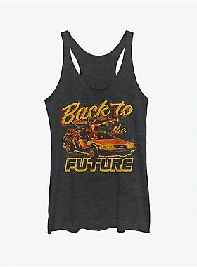 Back to the Future TANKTOP ZNF08