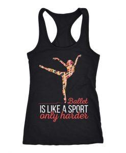 Ballet T-shirt ZNF08