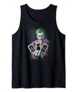 Batman Joker Tank Top ZNF08