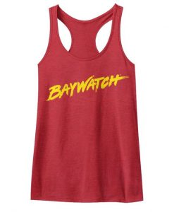 Baywatch Juniors Tank Top ZNF08