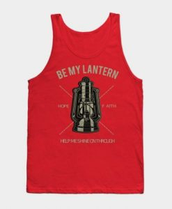Be My Lantern Tank Top ZNF08