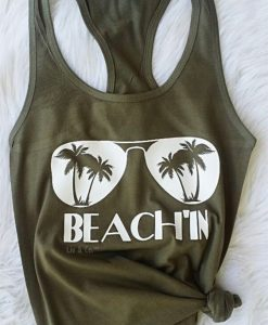 Beach TANK TOP ZNF08Beach TANK TOP ZNF08