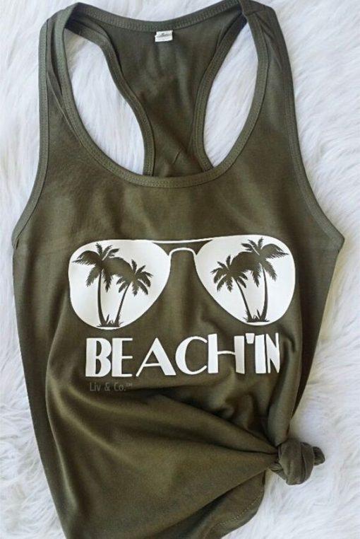 Beach TANK TOP ZNF08