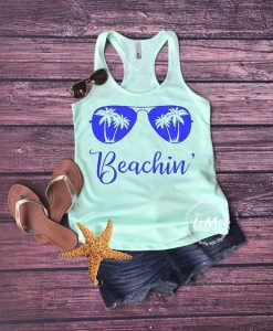 Beachin TANK TOP ZNF08