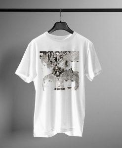 Beatles REVOLVER Album Cover Band t shirt ZNF08