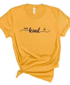 Bee Quote T-Shirt ZNF08
