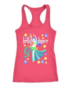 Belly Dance Tank Top ZNF08