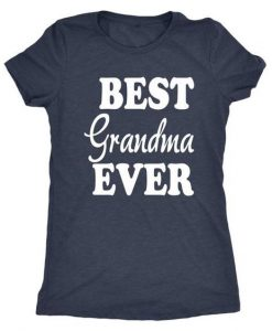 Best Grandma Shirt ZNF08