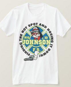 Big Johnson T-Shirt ZNF08