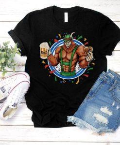 Bigfoot Beer Lover T Shirt ZNF08