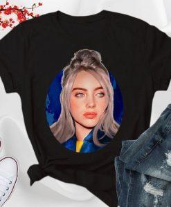 Billie Eilish Merch T-shirt ZNF08