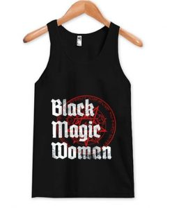 Black Magic Woman Tank Top ZNF08