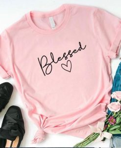 Blessed T-Shirt ZNF08