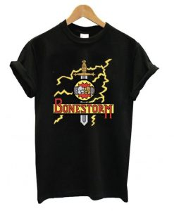 Bonestorm Simpsons T shirt ZNF08