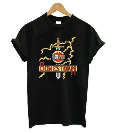 Bonestorm Simpsons T shirt ZNF08