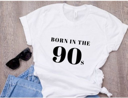 Born in the 90s T-shirt ZNF08