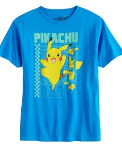 Boys 8-20 Pokemon TSHIRT ZNF08