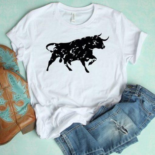 Bull Tshirt ZNF08