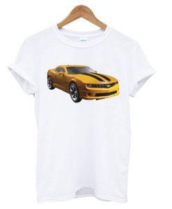 Bumblebee Camaro Blast T shirt ZNF08