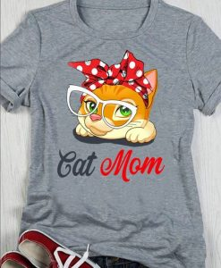 CAT MOM TEE ZNF08