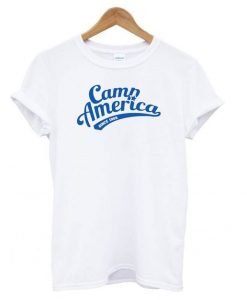Camp America Since 1969 T shirt ZNF08