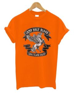 Camp Half Blood - Son of Poseidon T shirt ZNF08