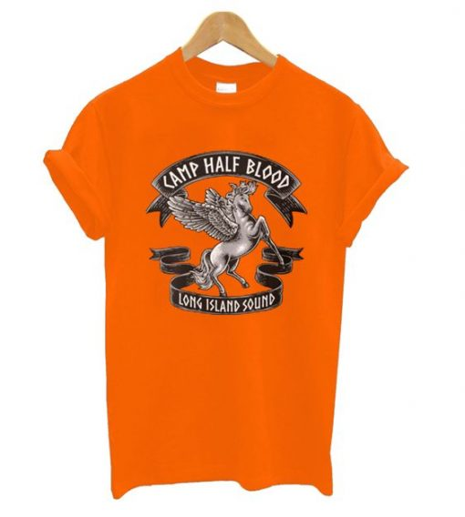 Camp Half Blood – Son of Poseidon T shirt ZNF08