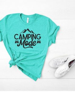 Camping Mode Shirt ZNF08