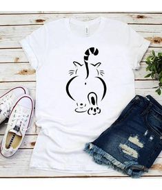 Cat Lover T-Shirt ZNF08