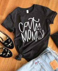Cat Mom Shirt ZNF08