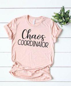 Chaos Coordinator Shirt ZNF08