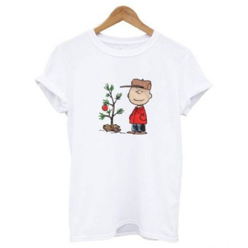 Charlie Brown T-shirt ZNF08