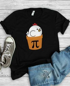 Chicken Pot Pi Shirt ZNF08