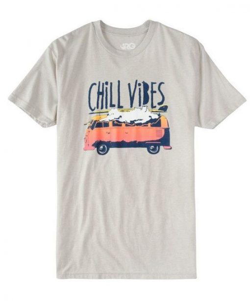 Chill Vibes Vintage T-Shirt ZNF08