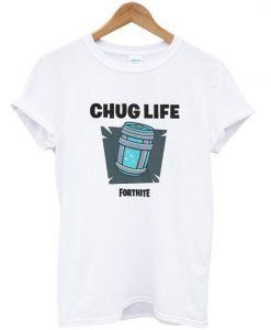 Chug life fortnite t-shirt ZNF08