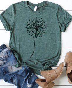 Dandelion Make a Wish UNISEX T-Shirt