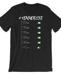 Life Of A Teacher TeacherLife Short-Sleeve Unisex T Shirt