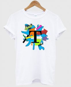 amazing good quality and trusted This Is My T Shirt ZNF08