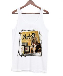 art sketch tanktop ZNF08