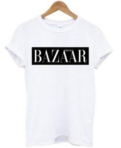 bazaar t-shirt ZNF08