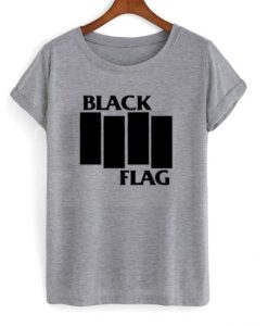 black-flag-t-shirt ZNF08
