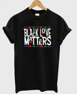 black love matters t-shirt ZNF08