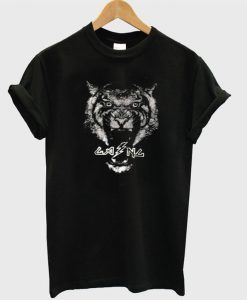 black tiger t-shirt ZNF08